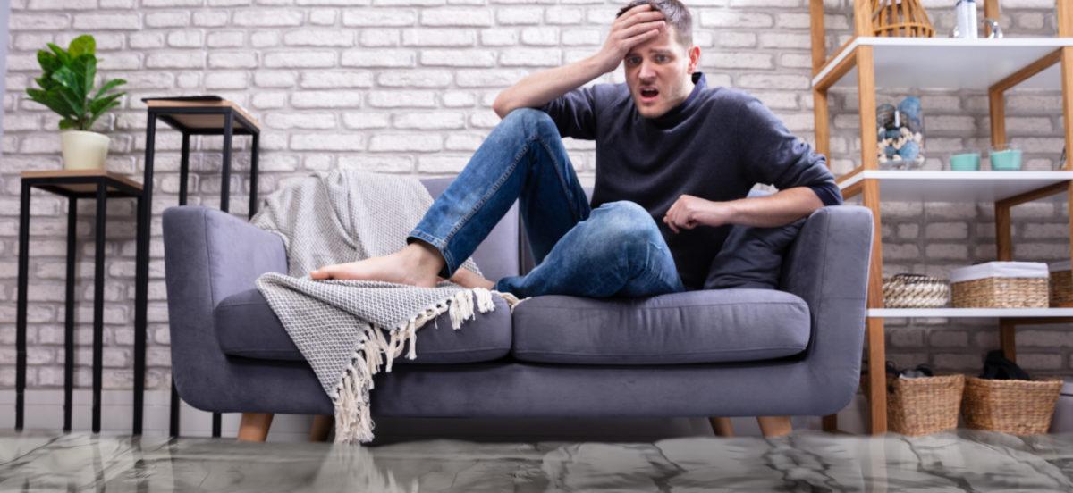 Carpet Drying for wet carpets